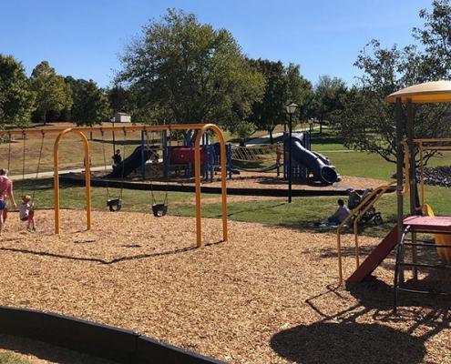 Pine Lake Park Playground